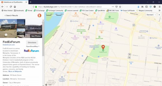 DuckDuckGo Moves to Apple Maps for Mapping-Related Queries