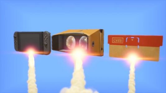 Nintendo Labo VR will have over 64 minigames