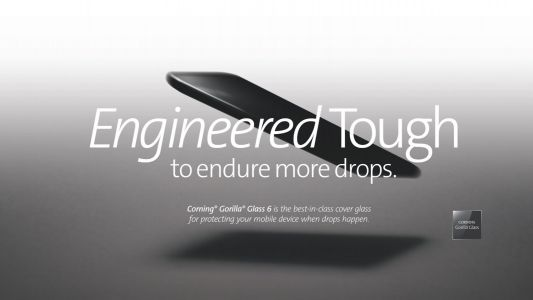 Corning unveils next-gen super durable Gorilla Glass 6, withstands 15 consecutive 1 meter drops