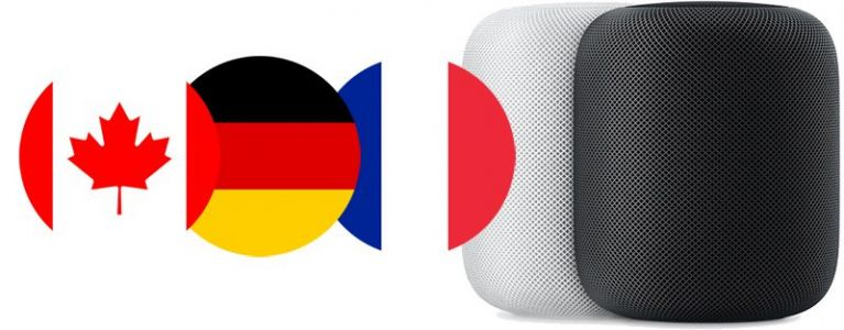 HomePod Now Available to Order in Canada, France, and Germany