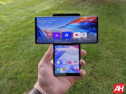 LG Wing Pre-Orders Open At Verizon On October 1
