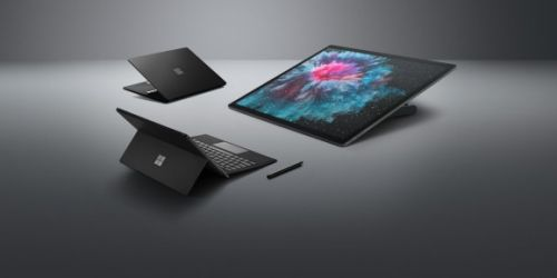 Microsoft refreshes Surface Laptop and Surface Pro with updated specs and black variants