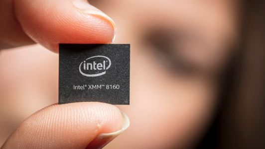 Intel will launch 5G modem next year