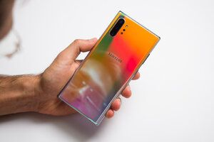 Don't buy the Galaxy Note 10+