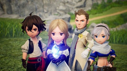 Check out the announcement trailer for Bravely Default II