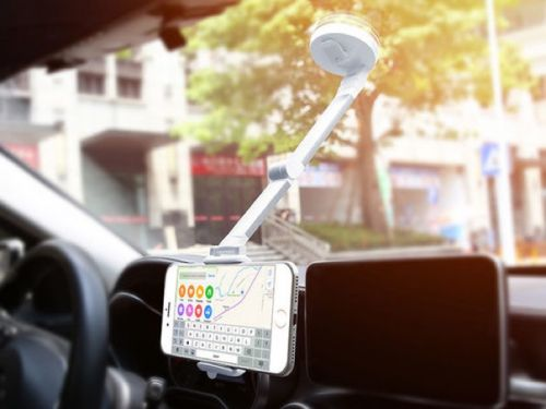Layze 2-in-1 Podium Stand Car Mount, Save 66%
