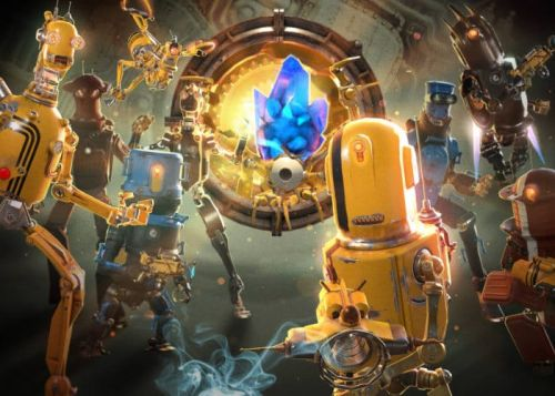Dr. Grordbort's Invaders launches for free on Magic Leap One AR headset