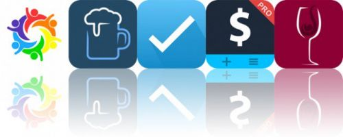 Today's Apps Gone Free: My Circle Journal, Brewery Passport, Remember To Buy and More