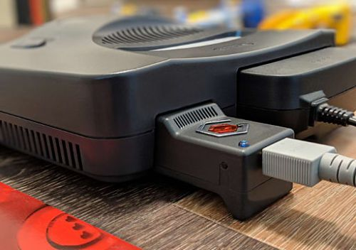 CastleMania Announces Release Date for N64 HDMI Accessory