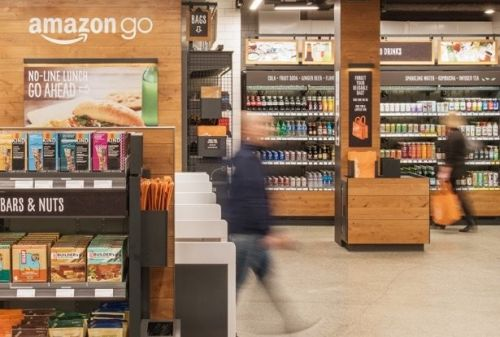 Amazon's Cashierless Stores Could Soon Make Its Debut At Airports