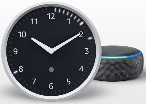 Amazon Echo Wall Clock now available to order for $30