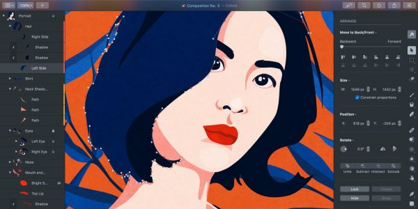 Pixelmator Pro update adds clipping masks, streamlined layer adjustments and filtering