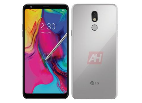 New LG Stylo 5 press renders leaked