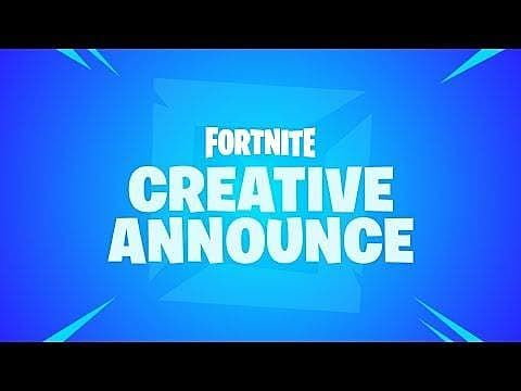 Fortnite's New Creative Mode Launches Tomorrow