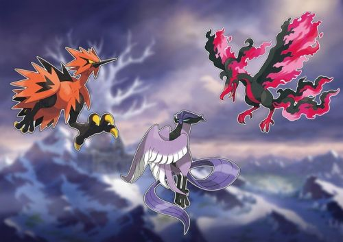 Here's all the Legendary Pokémon you can find in Sword and Shield