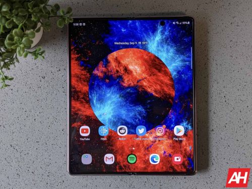 If You Have $2,000 Burning A Hole In Your Pocket, You Can Buy The Galaxy Z Fold 2 Today