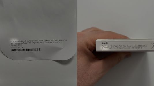 Packaging Reveals Apple Was Preparing to Ship AirTags as Early as 2019