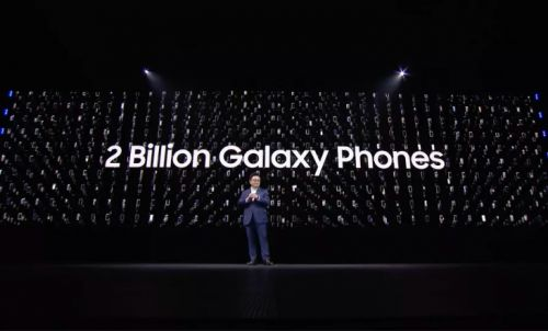 Samsung Has Sold Over 2 Billion Galaxy Smartphones To Date