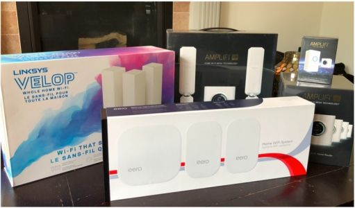 Velop vs. Eero vs. Amplifi HD: Which should replace your AirPort router?