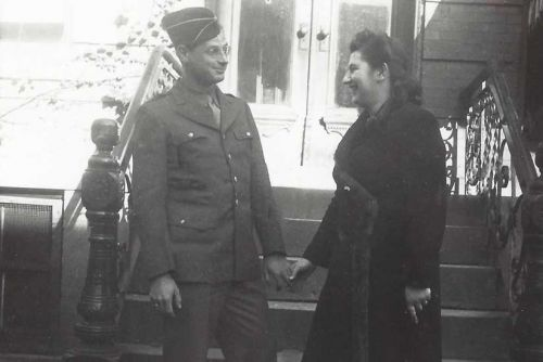A World War II Love Story Told Through Letters
