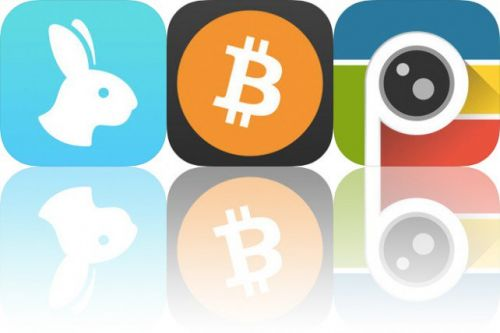 Today's Apps Gone Free: Rabbit, Bitcoin Convert and PhotoTangler