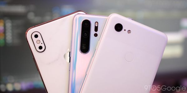 Cam Compare: P30 Pro vs iPhone vs Pixel 3 -Does optical zoom really matter?