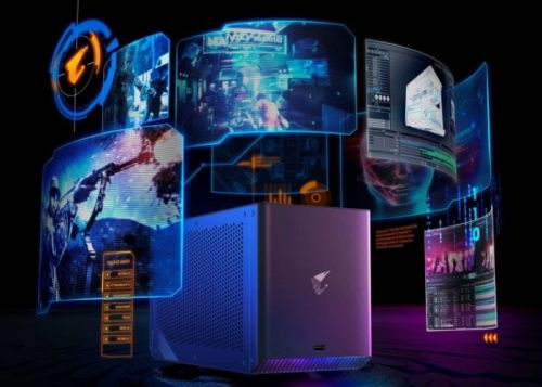 GIGABYTE AORUS RTX 3090 and RTX 3080 GAMING BOX external graphics cards