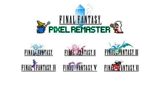 Final Fantasy Pixel Remaster Series Gives New Life to Six Classic Games