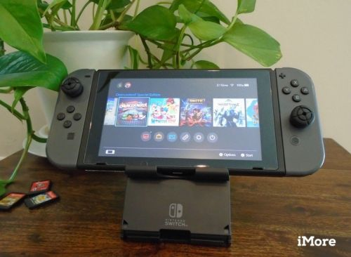 Need to adjust your Switch's clock? Here's how it's done