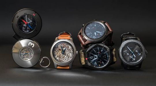 Older Samsung Gear Watches Updated With New Fitness Features