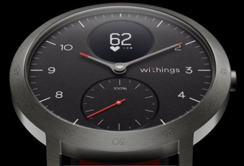 Withings Steel HR Sport review: A slick watch and tracker, but not for serious fitness junkies