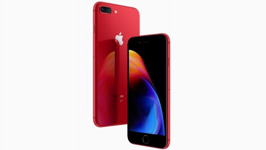 Red iPhone 8 and iPhone 8 Plus available from April 13