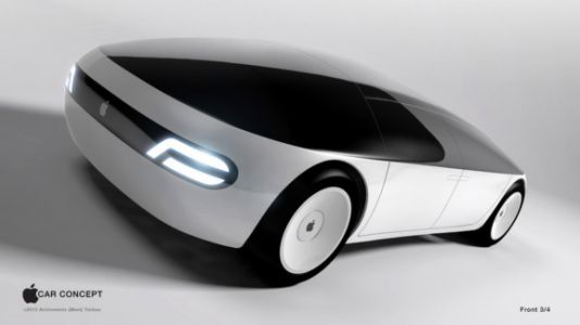 Apple in talks with self-driving car sensor suppliers