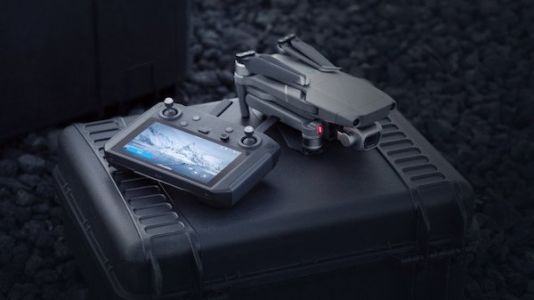 DJI launches smart drone controller with built-in 5.5-inch display
