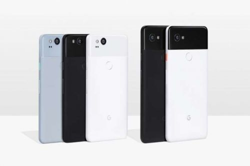 Google Pixel 2 Software Update Released To Address Display Issues