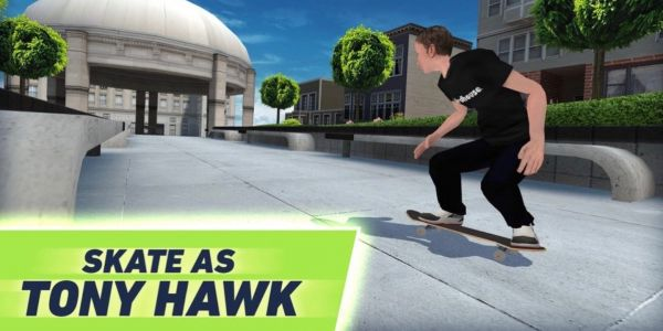 Tony Hawk's Skate Jam arriving on iOS next week, pre-orders open now