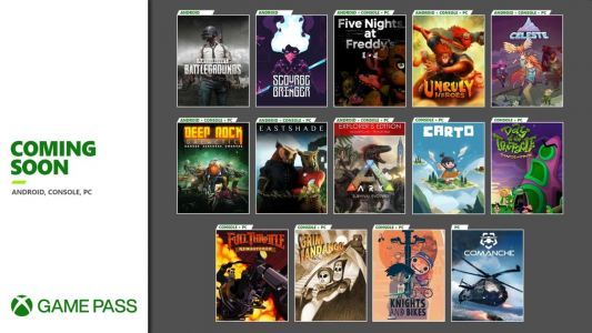 Xbox Game Pass flooded with new titles, gamers in for a treat!