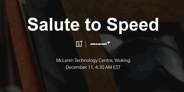 OnePlus 6T McLaren Edition launching soon, here's when