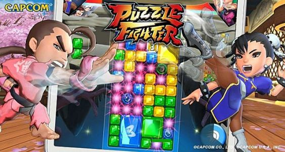 "Puzzle Fighter Review - It's Not ""Super"" for A Reason"