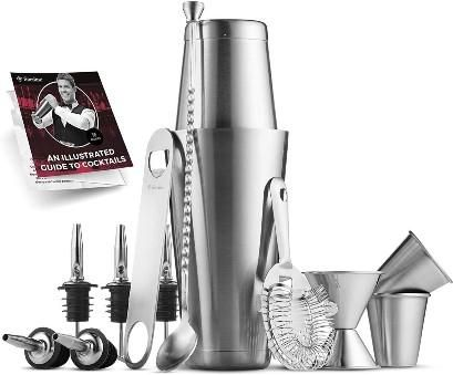 Impress your friends and keep them entertained with the best bar sets