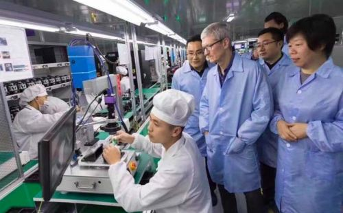 Apple Asks Foxconn to Move Some MacBook and iPad Production From China to Vietnam