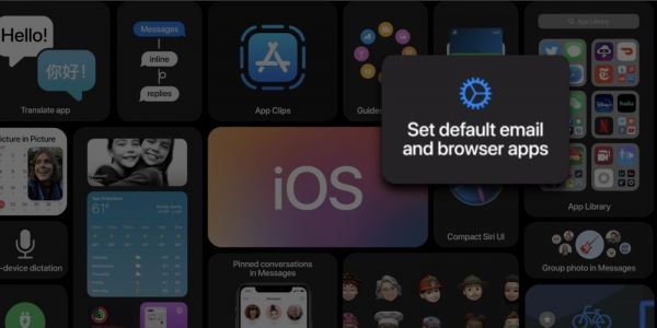 Apple Work: What's the impact of changing default apps on iOS for enterprise customers?