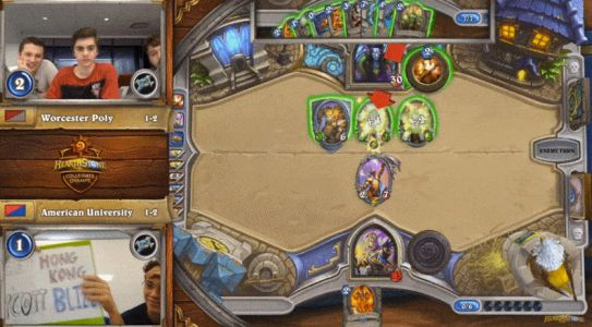 Blizzard belatedly punishes college Hearthstone team for Hong Kong protest