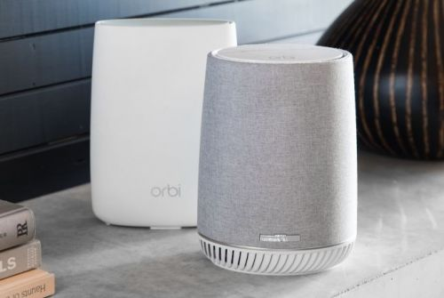 Netgear's Orbi Voice Melds Mesh Wi-Fi with Smart Speakers