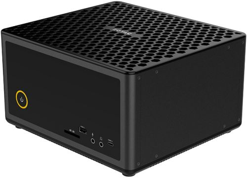 Zotac at CES 2018: ZBOX MAGNUS Upgraded with Coffee