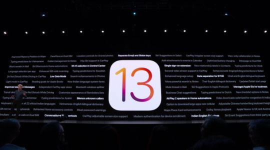 You can download the first iOS 13 public beta on iPhone and iPad right now
