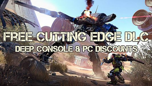 The Surge Gets Free Cutting Edge DLC, Stupid Deep Discounts