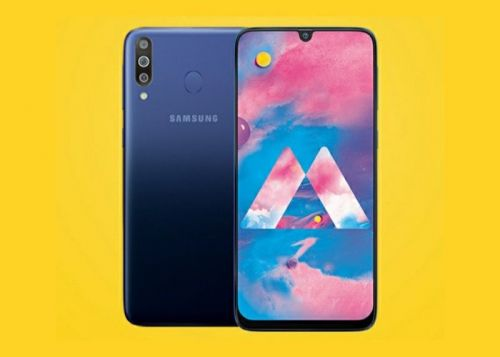 Samsung Galaxy M30s gets benchmarked