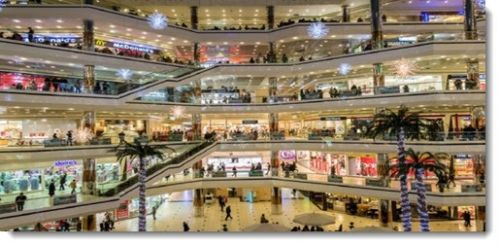 Amazon And The Infinite Mall
