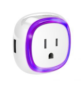 Fibaro Debuted Smart Plug that Monitors Energy Uses at CES 2018 - Geek News Central